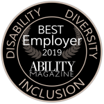 ABILITY Magazine's Best Employer Award