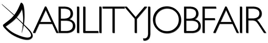ABILITY Job Fair logo