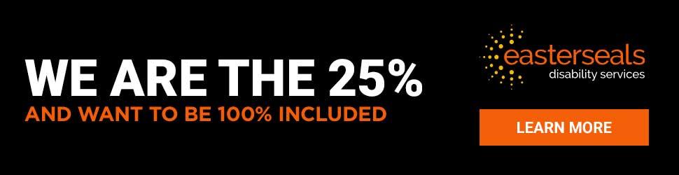 We are 25% ESSC Ad
